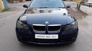 Used 2008 BMW 3 Series AT 2005-2011 for sale in Hyderabad