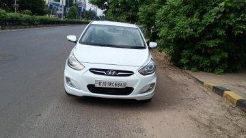 Hyundai Verna 2011-2015 1.6 CRDi EX MT for sale in Ahmedabad