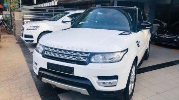 2013 Land Rover Range Rover AT for sale at low price in Pune