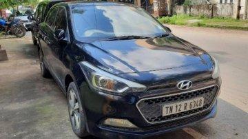 Used Hyundai i20 MT car at low price in Chennai