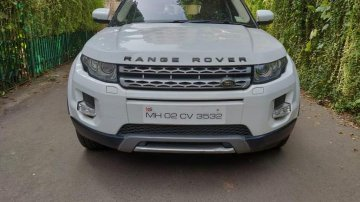 Land Rover Range Rover Evoque 2.2L Dynamic AT 2012 for sale in Mumbai
