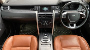 Land Rover Discovery Sport SD4 HSE Luxury AT 2016 for sale in Pune