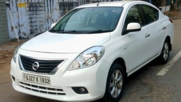 Nissan Sunny Diesel XV 2011-2014 2012 MT for sale in Ahmedabad