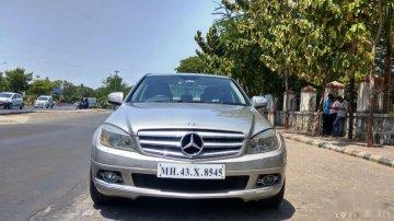 Mercedes-Benz C-Class C 200 Kompressor Elegance AT for sale in Pune