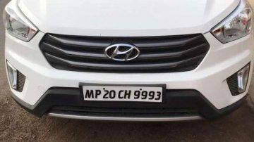 2017 Hyundai Creta MT for sale in Jabalpur  at low price