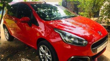 2015 Fiat Punto MT for sale in Chennai