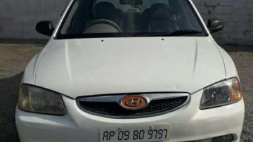 Used 2006 Hyundai Accent CRDI MT for sale in Hyderabad