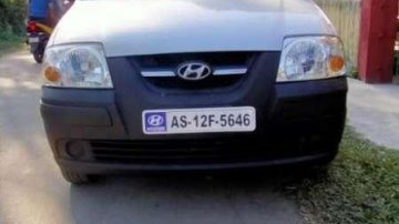 2008 Hyundai Santro Xing non AC MT for sale in Tezpur at low price