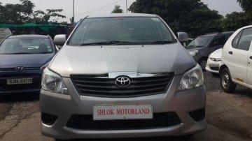 Toyota Innova 2.5 GX 7 STR MT 2013 in Ahmedabad