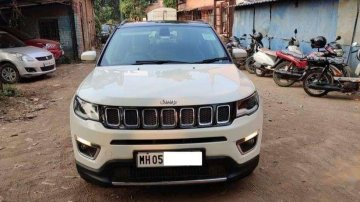 Jeep Compass 2.0 Limited 2017 AT for sale in Thane