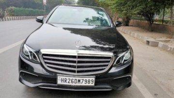 Used 2018 Mercedes Benz E-Class E 220 CDI Avantgarde AT 2009-2013 for sale in New Delhi