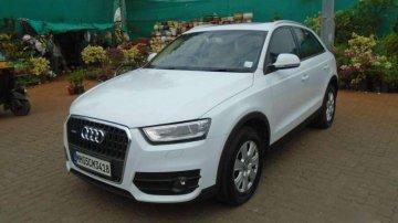 Used Audi Q3 AT for sale in Mumbai