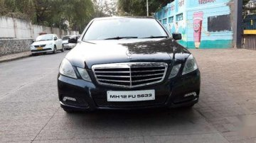 Mercedes Benz E Class 2010 AT for sale in Chinchwad