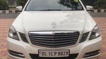 Used 2013 Mercedes Benz E-Class MT in New Delhi 1993-2009 for sale