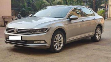 Volkswagen Passat Comfortline DSG 2018 AT for sale in Thane