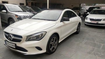 2017 Mercedes Benz 200 AT in New Delhi for sale at low price