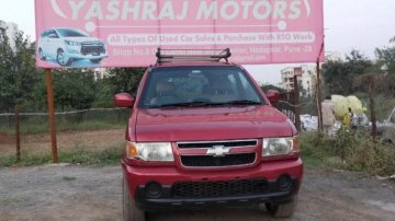 Used Chevrolet Tavera MT in Pune car at low price