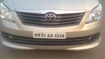 Toyota Innova 2.5 GX 7 STR 2013 MT for sale in Gurgaon
