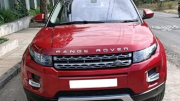 Used Land Rover Range Rover Evoque 2.2L Pure 2015 AT in Pune