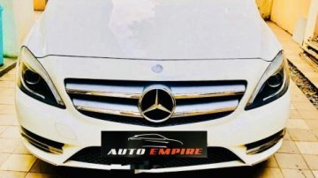 2013 Mercedes Benz B Class AT in Pune for sale