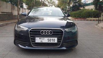 Audi A6 2011-2015 2.0 TDI Premium Plus AT for sale in Pune