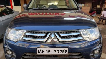 Mitsubishi Pajero Sport Sport 4X2 AT 2015 for sale in Pune