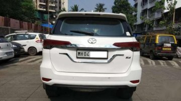 Used 2017 Toyota Fortuner AT for sale in Thane