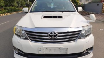 2015 Toyota Fortuner 4x2 AT for sale in Ahmedabad