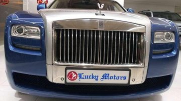 Rolls-royce Ghost Extended Wheelbase, 2010, Petrol AT for sale in Mumbai
