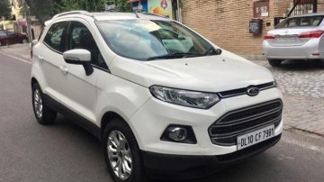 Ford EcoSport 2013-2015 1.5 DV5 MT Titanium Optional for sale in New Delhi