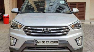 Used 2017 Hyundai Creta 1.6 SX AT for sale in Thane