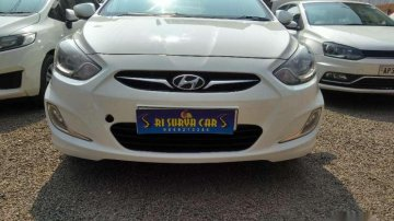 Hyundai Fluidic Verna 1.6 CRDi SX, 2012, Diesel MT for sale in Visakhapatnam