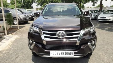 Toyota Fortuner 2.8 4WD AT for sale in Ahmedabad