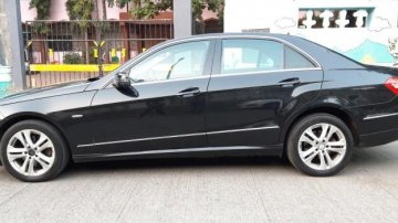 2010 Mercedes Benz E-Class E350 Diesel AT in Pune 2009-2013 for sale at low price