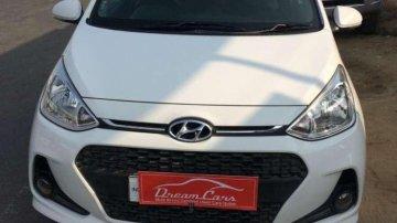 Used Hyundai Grand I10 Sportz 1.2 Kappa VTVT, 2017, Petrol MT for sale in Ajmer