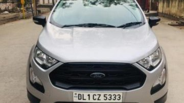 Ford EcoSport 1.5 Petrol Ambiente MT 2018 for sale in New Delhi
