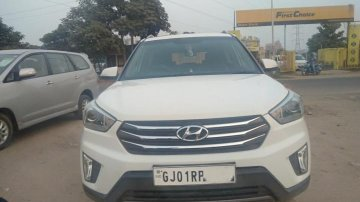 2016 Hyundai Creta 1.6 SX Option MT for sale in Ahmedabad