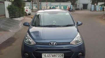 Used Hyundai Xcent S 1.2 OPT, 2015, CNG & Hybrids MT for sale in Rajkot