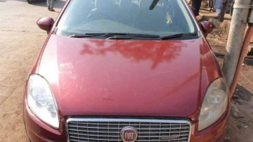 Fiat Linea Emotion Pk 1.3 MJD, 2010, Diesel MT for sale in Mumbai