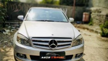 Used Mercedes Benz C-Class 200 K Elegance AT in Pune car at low price