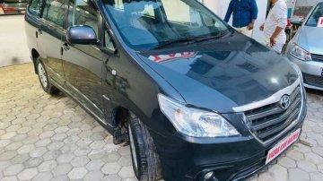 Toyota Innova 2015 MT for sale in Visakhapatnam