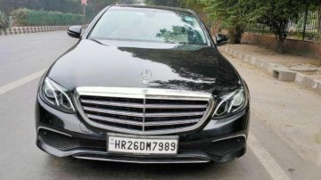 2018 Mercedes Benz E Class AT for sale in Gurgaon