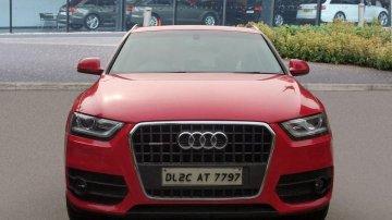 Used Audi Q3 35 TDI Quattro Premium Plus AT car at low price in New Delhi