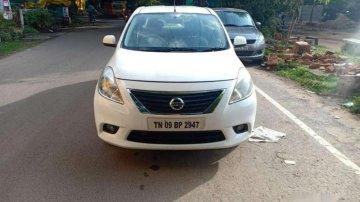 Nissan Sunny XV Diesel, 2012, Diesel MT for sale in Chennai