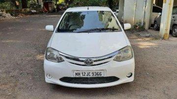 Toyota Etios 2012 MT for sale in Pune