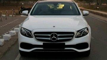 Mercedes-Benz E-Class Exclusive E 220 d AT for sale in New Delhi