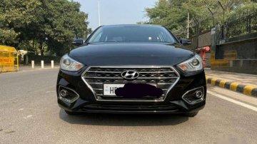 2018 Hyundai Verna AT for sale in Gurgaon