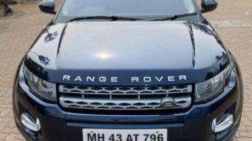 Used Land Rover Range Rover Evoque 2.2L Pure AT car at low price in Mumbai