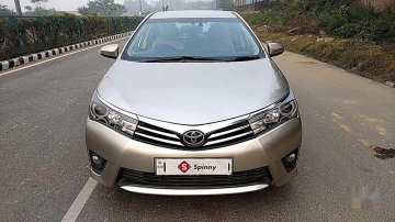 Toyota Corolla Altis 2014 GL MT for sale in Gurgaon