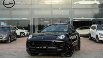 Used Porsche Macan Turbo AT for sale in Chandigarh at low price